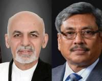 President Ghani Sends Best Wishes to President Rajapaksa on the Sri Lankan National Day