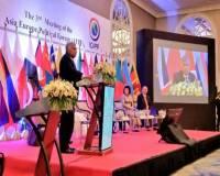 Ambassador Haidari Represents Afghanistan at the Third Meeting of ICAPP Asia-Europe Political Forum