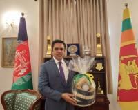 Message from Ambassador Haidari on the Sinhala and Tamil New Year