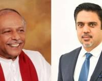 Foreign Minister Gunawardena Calls Ambassador Haidari on EID and Concern about Resurgent Terrorism in Afghanistan