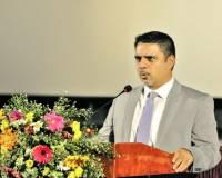 Ambassador Haidari Delivers Opening Remarks at the 9th SAARC Film Festival and Views Screening of Afghan Films