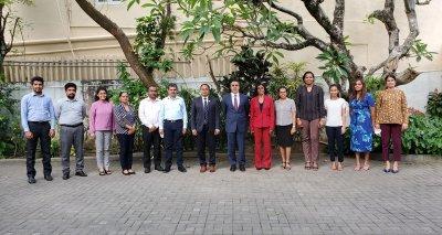Following a Successful Tenure, Ambassador Haidari Hands Over SACEP Leadership to Bangladesh