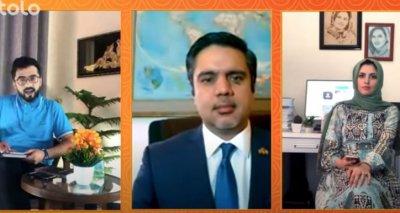 Ambassador Haidari Interviews to Discuss Afghan Refugees Amid COVID-19 in Sri Lanka