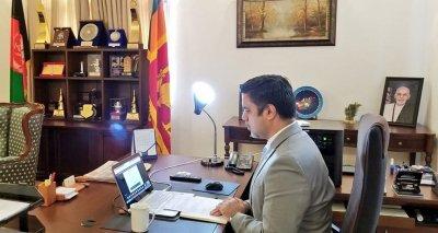 Ambassador Haidari Represents Afghanistan in the Colombo Plan Meeting