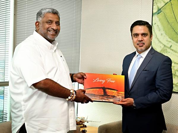 Afghanistan and Sri Lanka Consider Tourism Cooperation and Tourist Visa Facility